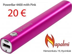 powerbar 4400mah