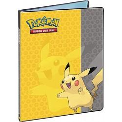 Pokemon 9-taskuinen Portfolio, Pikachu