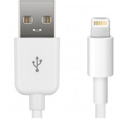 MicroConnect Lightning Cable MFI 1m -latauskaapeli