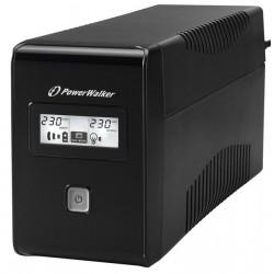 PowerWalker VI 650 LCD