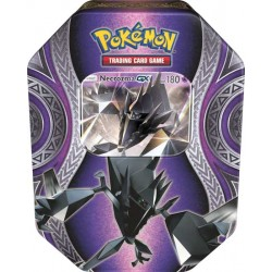 Pokemon Mysterious Powers Fall Tin 2017 Necrozma-GX