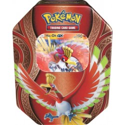 Pokemon Mysterious Powers Fall Tin 2017 Ho-Oh-GX