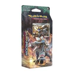Pokémon TCG: Sun & Moon 2 Steel Sun Theme Deck (Solgaleo)
