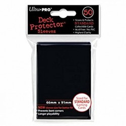Ultra Pro Deck Protector Black (100)