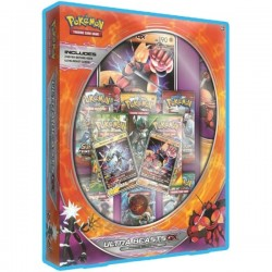 Pokemon Ultra Beasts GX Premium Collection Box - Buzzwole GX