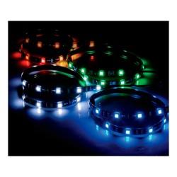 Akasa VegasM magneettinen LED-valonauha, 60cm liittim. kanssa, valk.