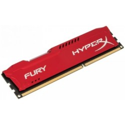 KINGSTON HYPERX FURY RED 4GB 1600 DDR3