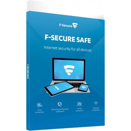 F-Secure SAFE - 3 laitetta 2 vuotta