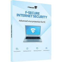 F-Secure Internet Security OEM - 1 PC | 1 Vuosi