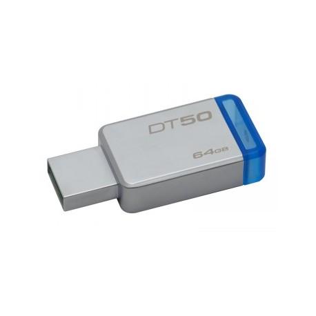 KINGSTON 64GB USB 3.0 DATATRAVELER 50