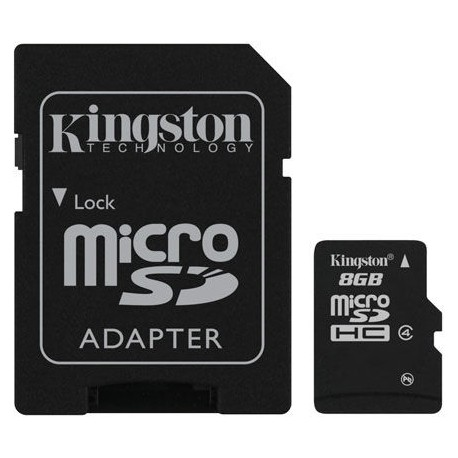 Kingston 8GB MICRO SD Class 4