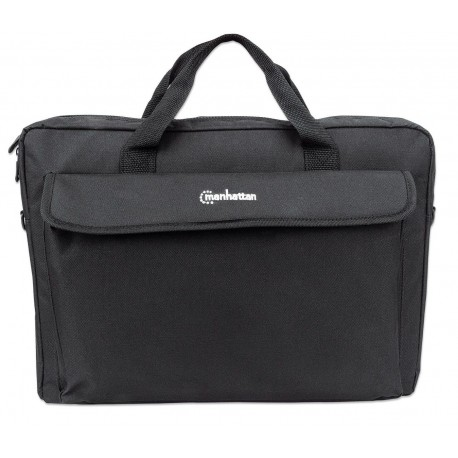 "Manhattan London Laptop Bag 17.3"" Top Loader"