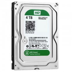 Western Digital Caviar Green 4 TB 64 MB Cache