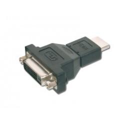 Assmann HDMI Adapter HDMIa(m)-DVI-D(24+1)(f)