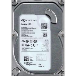Seagate 1TB HDD -kovalevy