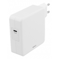 DELTACO USB-C-laturi, 87 W,...