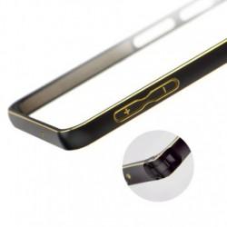 Iphone 6 / 6S Alumiini bumper takakuorella