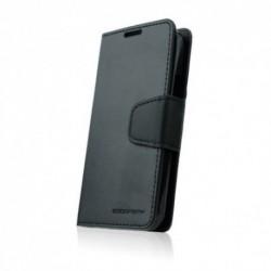 Xperia Z1 Compact Sonata Diary suojakuoret (Musta)