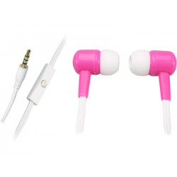 Sandberg Speak'n Go In-Earset pinkki