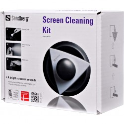 Sandberg Screen cleaning kit -näytönpuhdistussetti