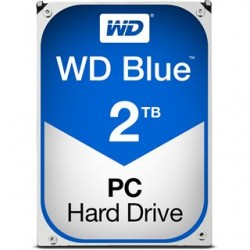 "2000GB WD Blue WD20EZRZ 64MB 3.5"" SATA 6Gb/s"