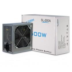 500 Watt Inter-Tech SL-500A Plus Non-Modular 80+
