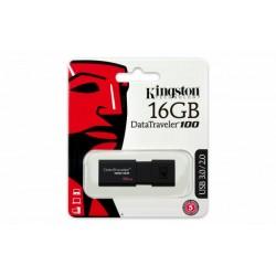 Kingston DataTraveler100 16GB USB 3.1/3.0/2.0