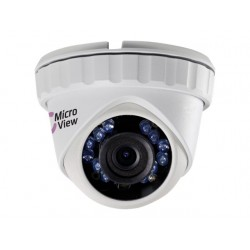 MicroView Mini IR Dome Analog 720p